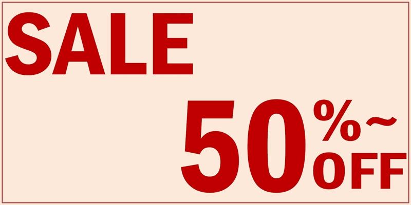 sale50%OFF~item