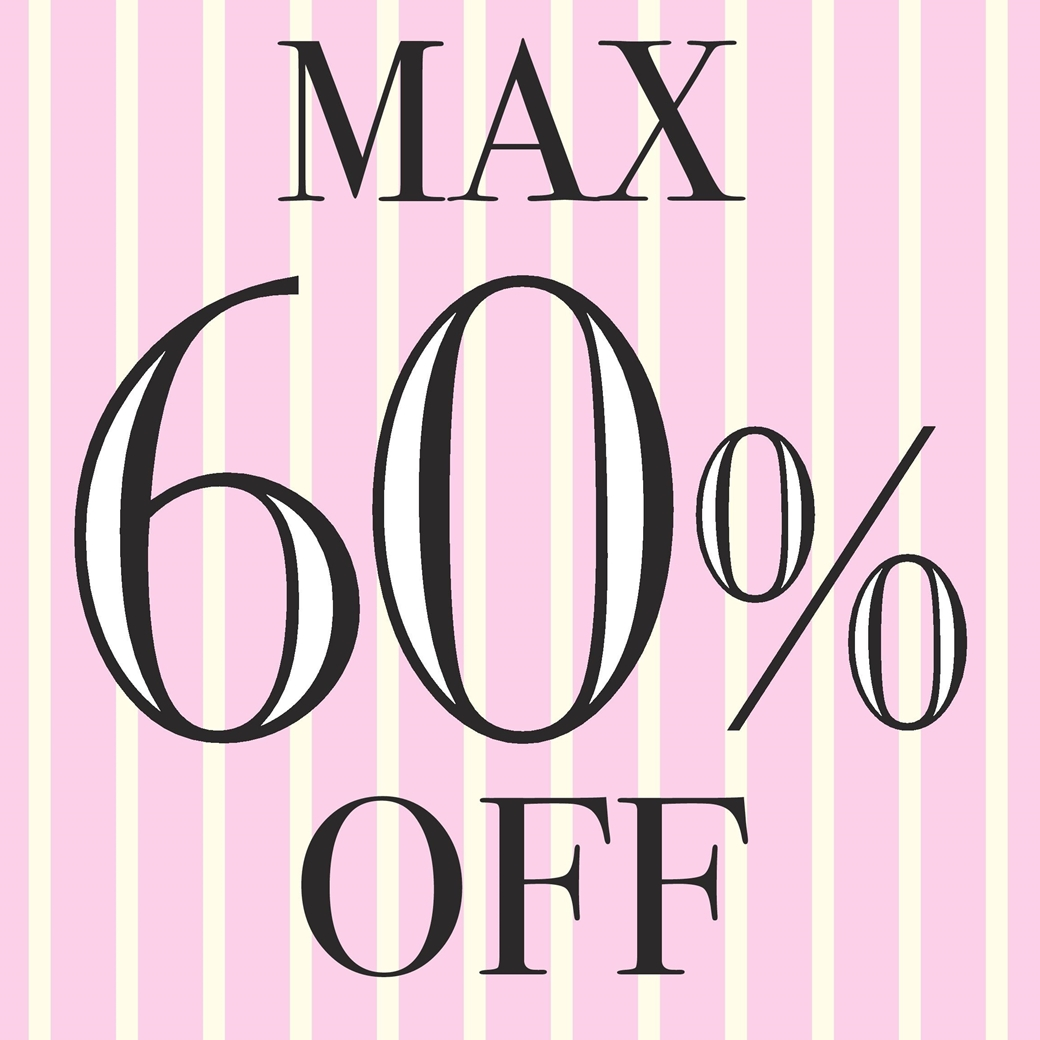 SPRING SALE MAX60%OFF