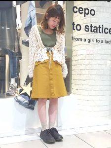 Cepo…STATICEイオンモール倉敷店