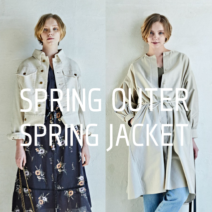 2019 SPRING OUTER&JACKET