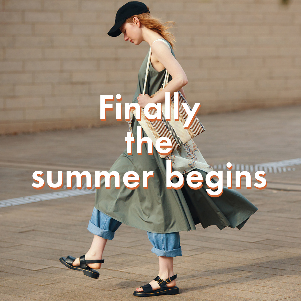 FINALLY THE SUMMER BEGINS(サブ)